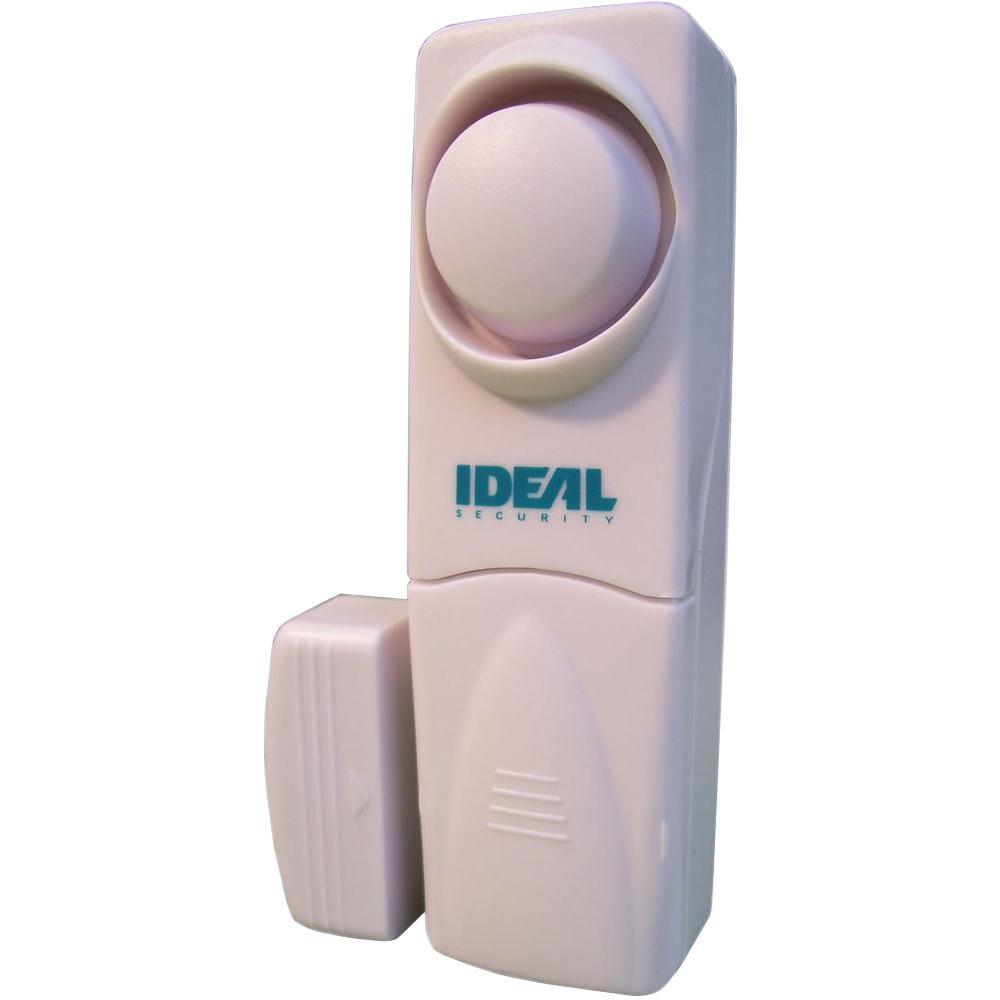 Ideal security window and door contact sk604 the home depot for Window alarms