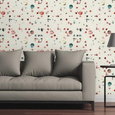 Confetti by Circle Art Group Removable Wallpaper Panel