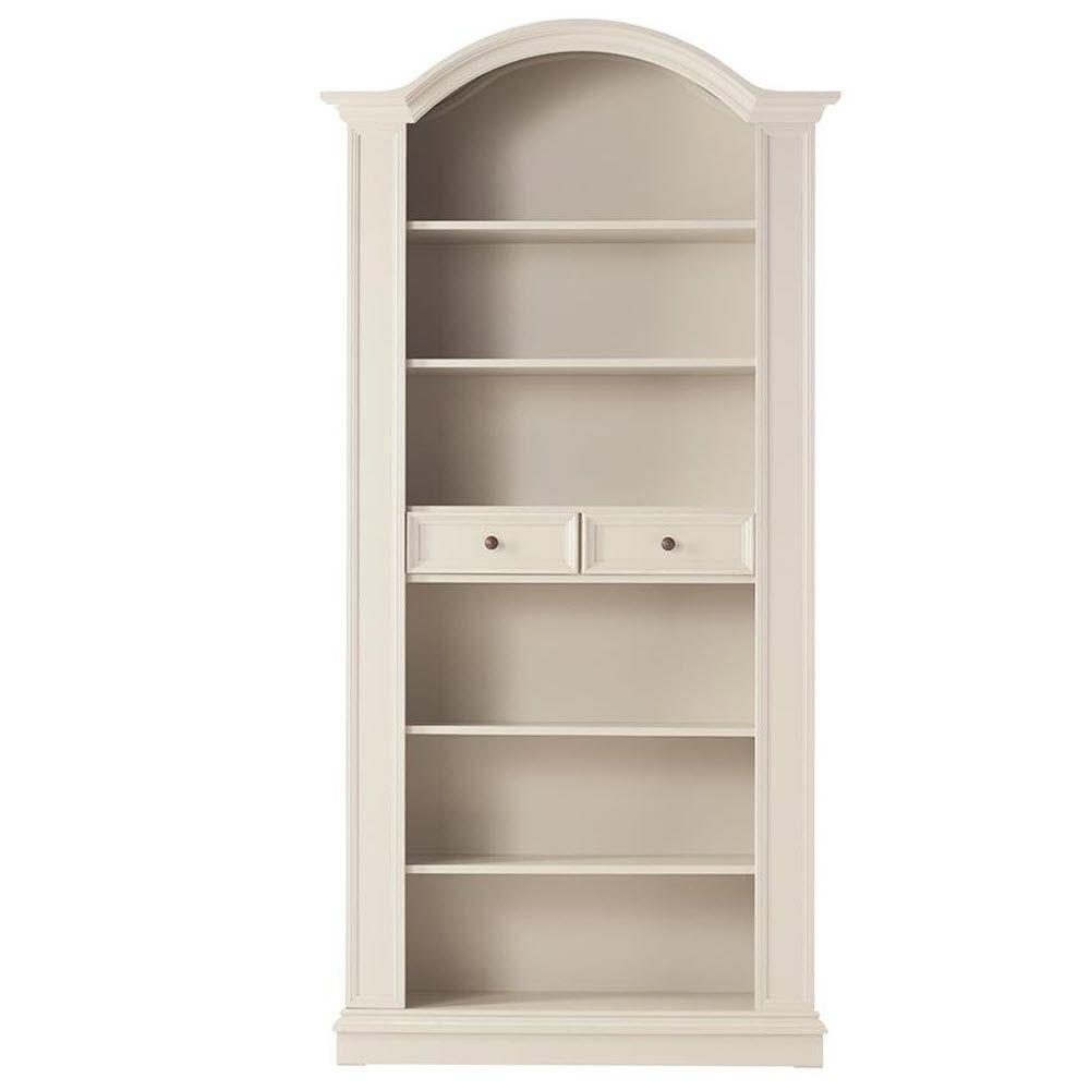 Home Decorators Collection Christina Danese 6-Shelf Open Bookcase