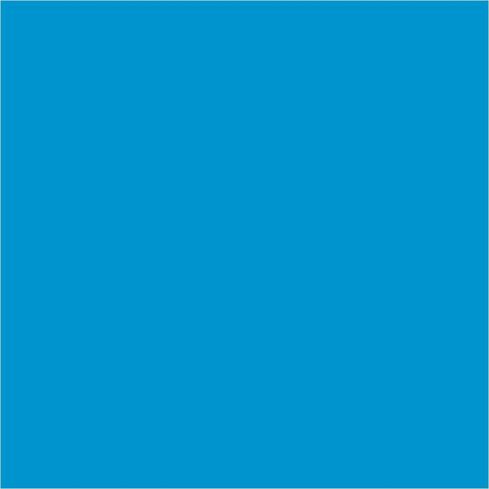 WallPOPs 13 in. x 13 in. Electric Blue Blox 10-Piece Wall Decal-DISCONTINUED