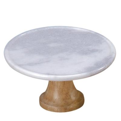 Marble Cake Stands Tiered Cake Stands Serveware The Home Depot