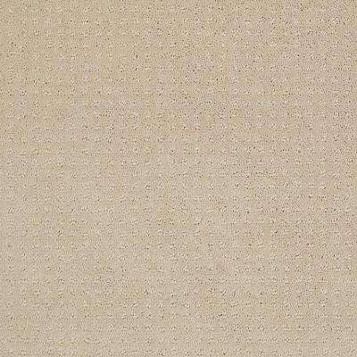 Carpet Sample - Out of Sight II - Color Soft Sun Texture 8 in. x 8 in.
