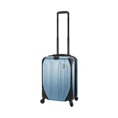 Ferro 20 in. Slate Carry-On Hardside Spinner Suitcase