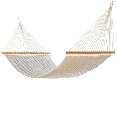 13 ft. Sunbrella Quilted Hammock in Cove Pebble