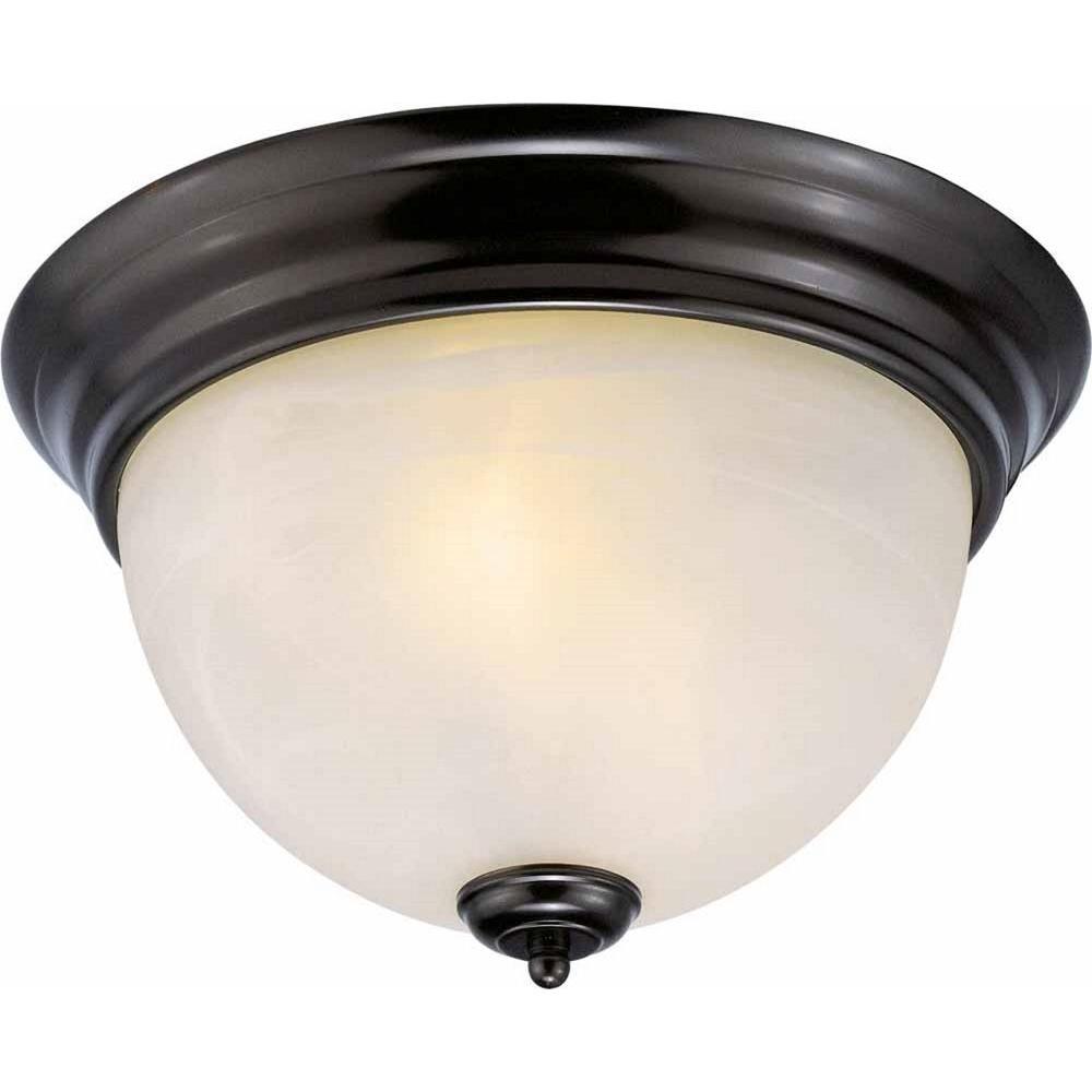 LED - Flush Mount Lights - Lighting - The Home Depot