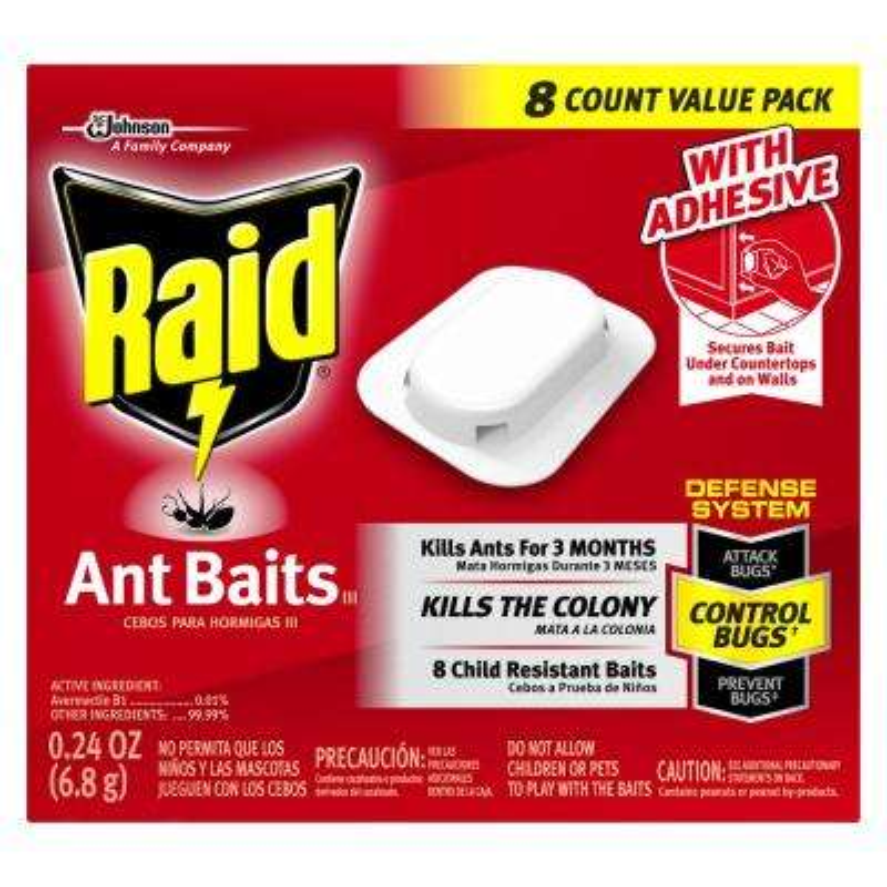 0.24 oz. Ant Baits (8-Count)