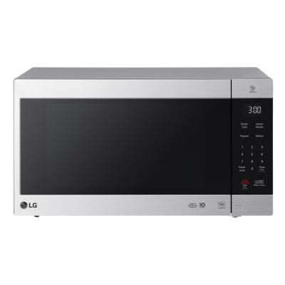 NeoChef 2.0 cu. ft. Countertop Microwave in Stainless Steel