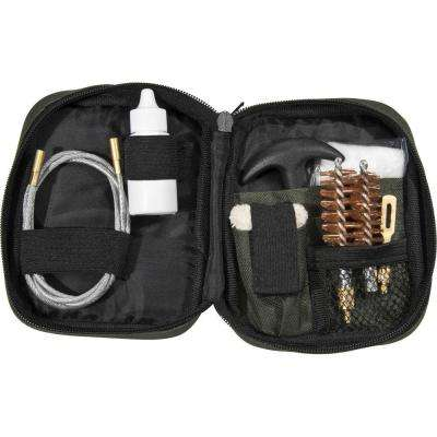 Shotgun Cleaning Kit with Flexible Rod and Pouch
