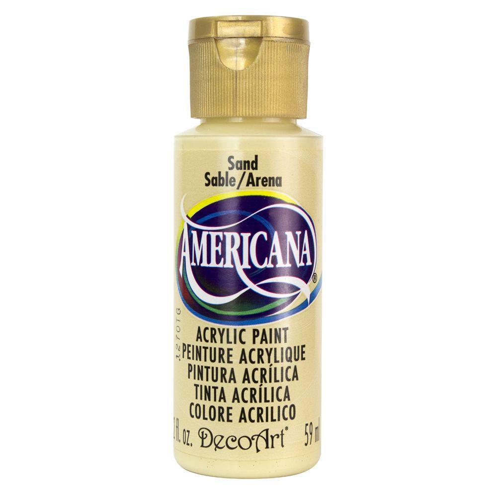 Americana 2 oz. Sand Acrylic Paint