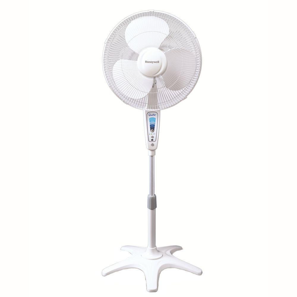 Honeywell 16 in. 5-Speed Quietest Stand Fan
