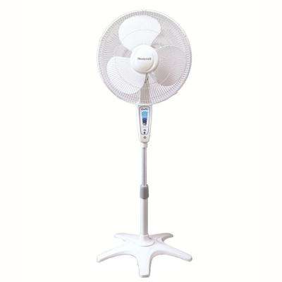 with speed rowenta turbo control dual stand costway complete com w fan remote blade timer dp oscillating silence adjustable amazon pedestal ac