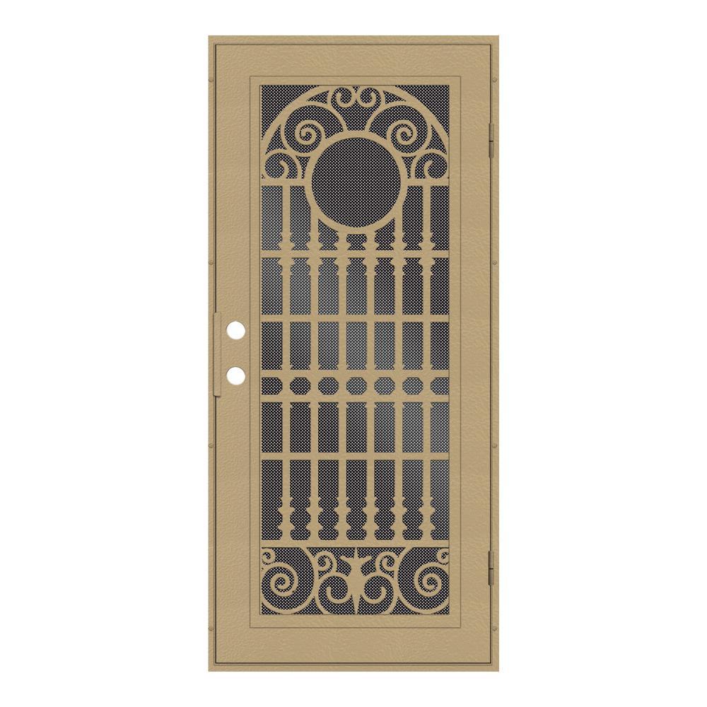36 x 80 - Unique Home Designs - Security Doors - Exterior Doors ...