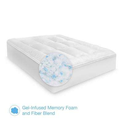 2.5 in. King Memoryloft Mattress Topper