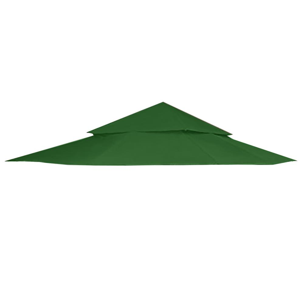 RipLock 350 Green Replacement Canopy Top Cover for 12 ft. x