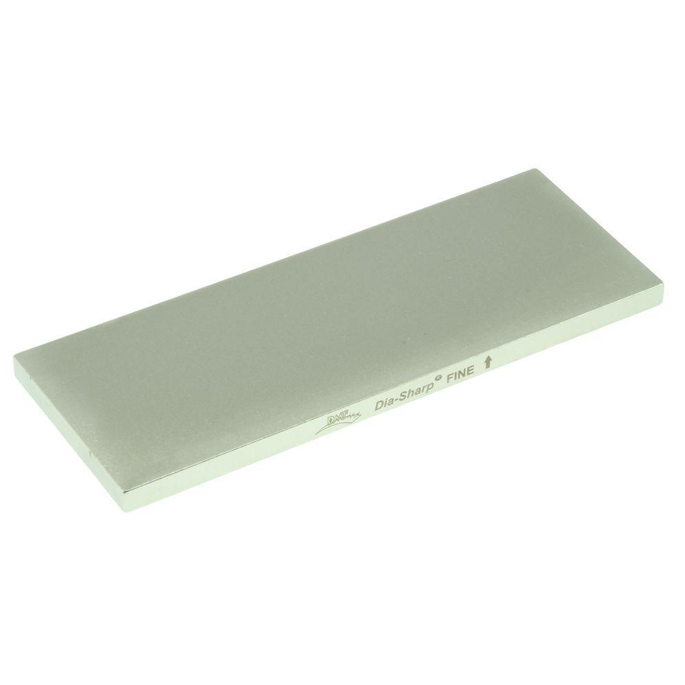 dmt stone  DMT 8 in. Dia-Sharp Bench Stone with Fine Diamond, Precision Flat ...
