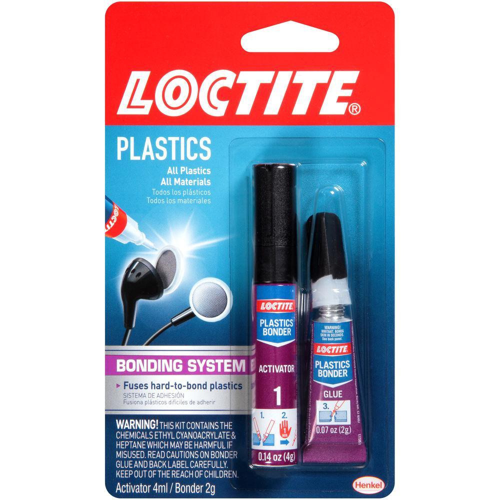 Plastic Bonder 0.85 fl. oz. Epoxy (6-Pack)