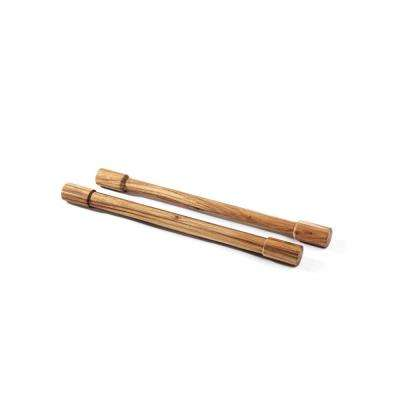 Acacia Dark Wood Fixed Width Rolling Pins (Set of 2)