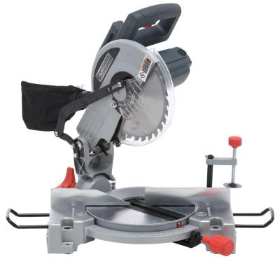 15-Amp 10 in. Compound Miter Saw with Laser