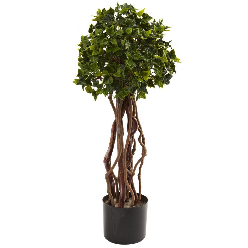 2.5 ft. UV Resistant Indoor/Outdoor English Ivy Topiary