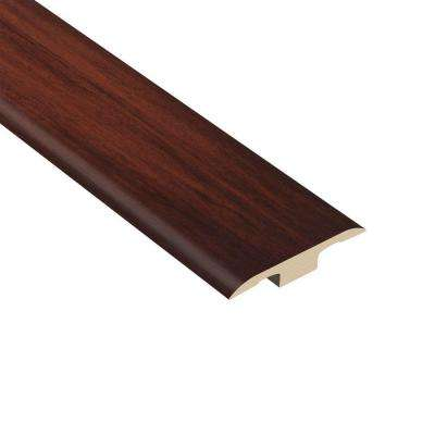 Addison Maple 1/4 in. Thick x 1-7/16 in. Wide x 94 in. Length Vinyl T-Molding