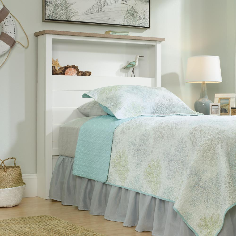 SAUDER Cottage Road Soft White Twin Headboard-423396 - The ...