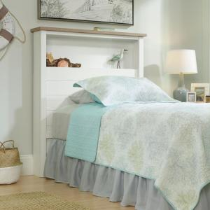 Cottage Road Soft White Twin Headboard