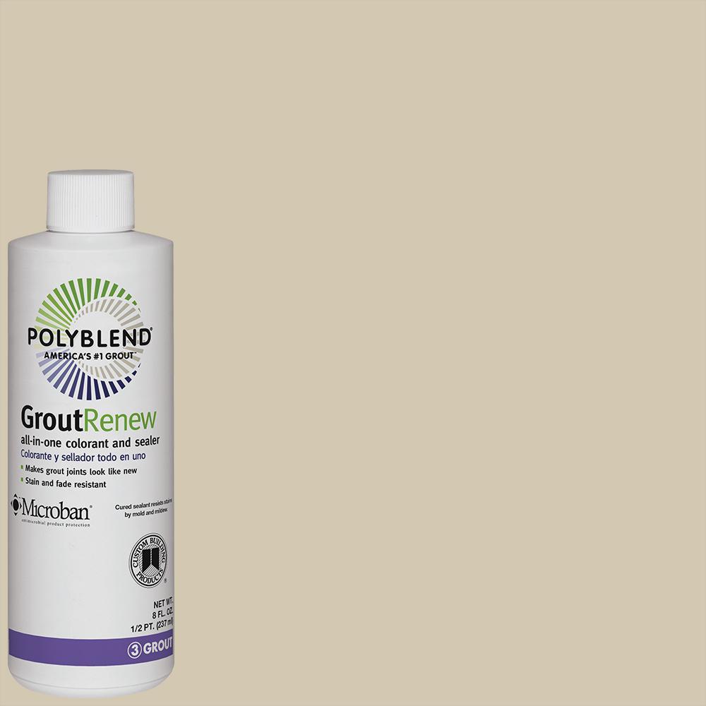 Polyblend #382 Bone 8 fl. oz. Grout Renew Colorant