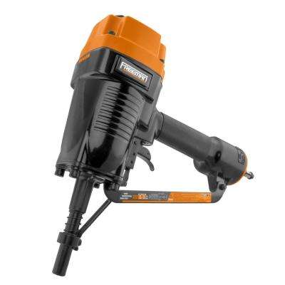 Pneumatic 3 in. Single Pin Concrete Nailer with Case