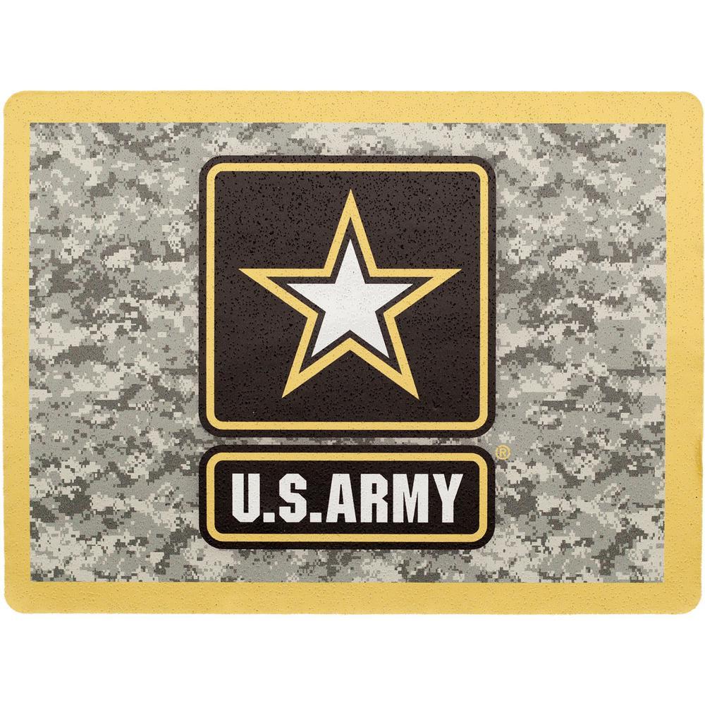 US Army Address Logo Graphic