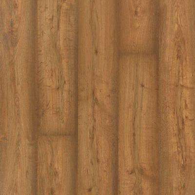 XP Burnished Caramel Oak 8 mm Thick x 7-1/2 in. Wide x 47-1/4 in. Length Laminate Flooring (22.09 sq. ft. / case)