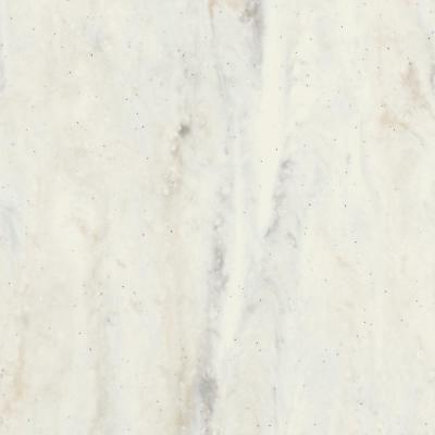 2 in. x 2 in. Solid Surface Countertop Sample in Beige Travertine