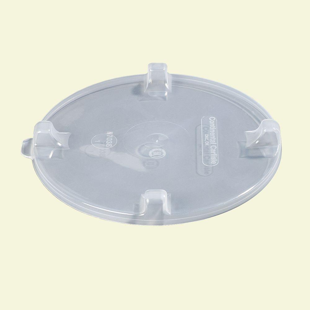 Polypropylene Lid (12-Pack)