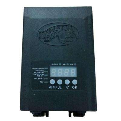 Low-Voltage 200-Watt Landscape Transformer