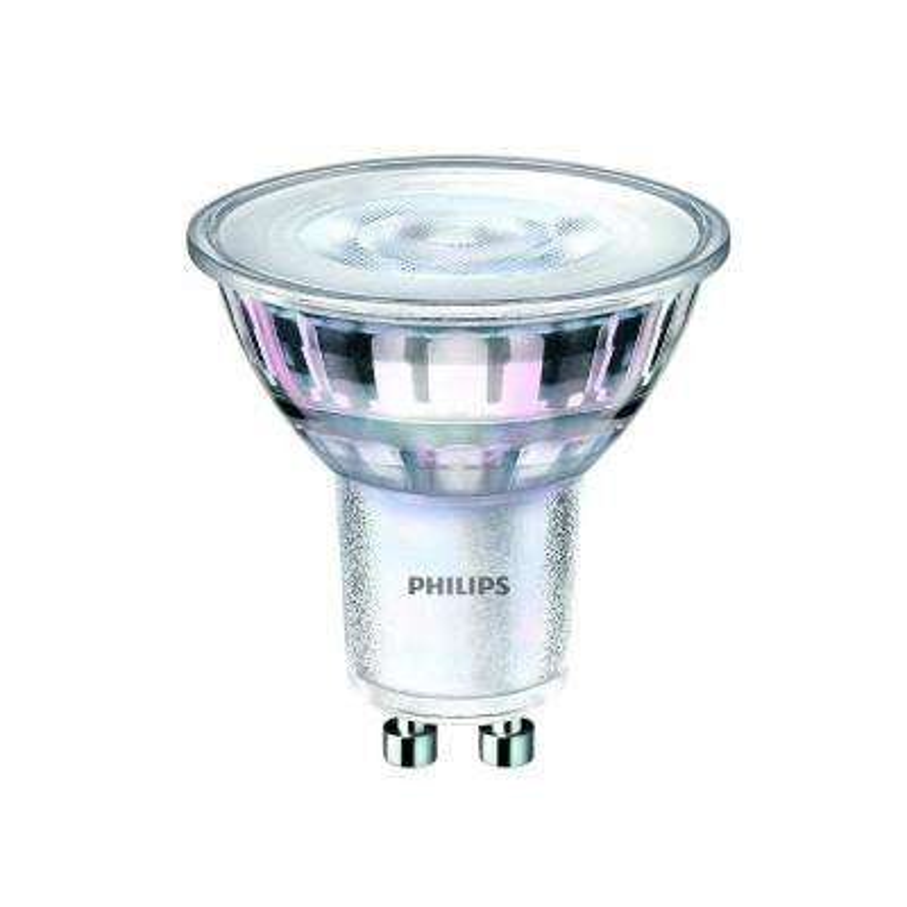 50-Watt Equivalent MR16 and GU10 LED Light Bulb Bright White (3-Pack)