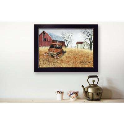 """""""Granddad's Old Truck"""" by Billy Jacobs Framed Wall Art"""