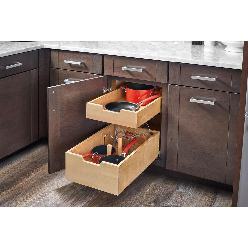 Rev-A-Shelf 21.25 In. H X 22.31 In. W X 21.62 In. D