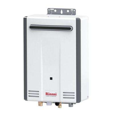 Value Series Outdoor 5.3 GPM Residential 120,000 BTU Natural Gas Tankless Water Heater