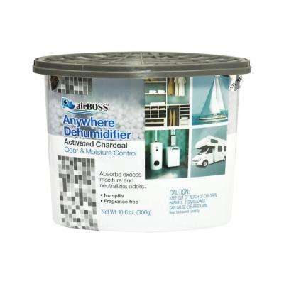10.6 oz. Anywhere Dehumidifier with Activated Charcoal (3-Pack)