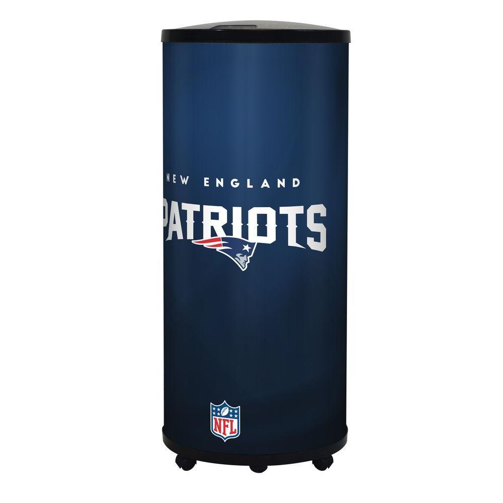 NFL 22 Qt. New England Patriots Ice Barrel Cooler