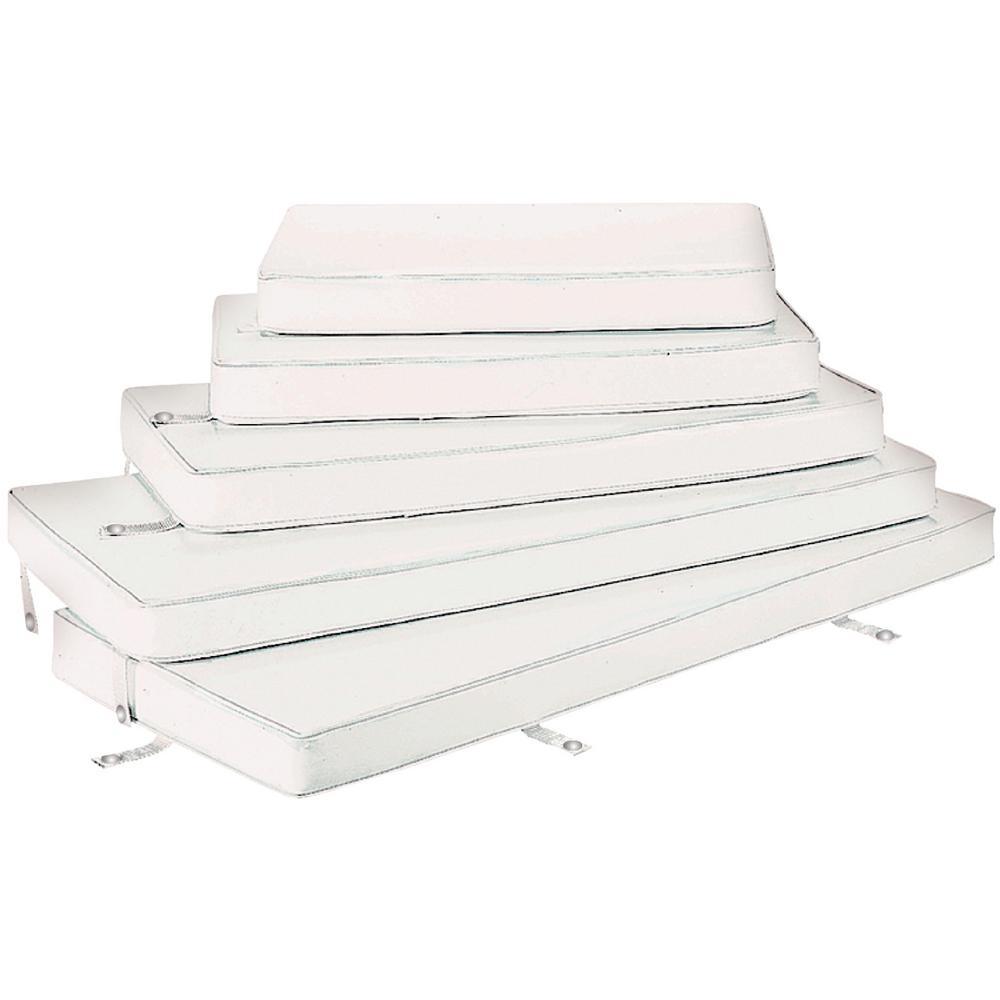 Fits 72 Qt. Cooler Cushion, White