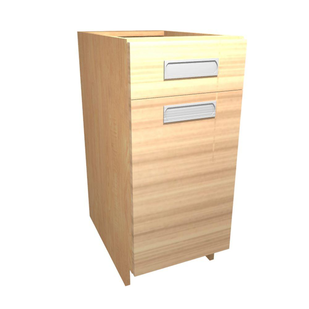 Almond - Kitchen Cabinets - Kitchen - The Home Depot