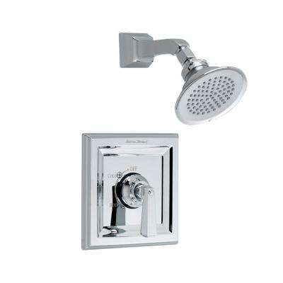 Town Square 1-Handle Tub and Shower Faucet Trim Kit in Polished Chrome (Valve Sold Separately)