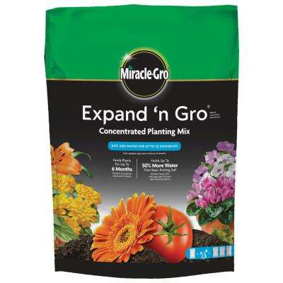 Expand 'n Gro 0.33 cu. ft. Concentrated Planting Mix