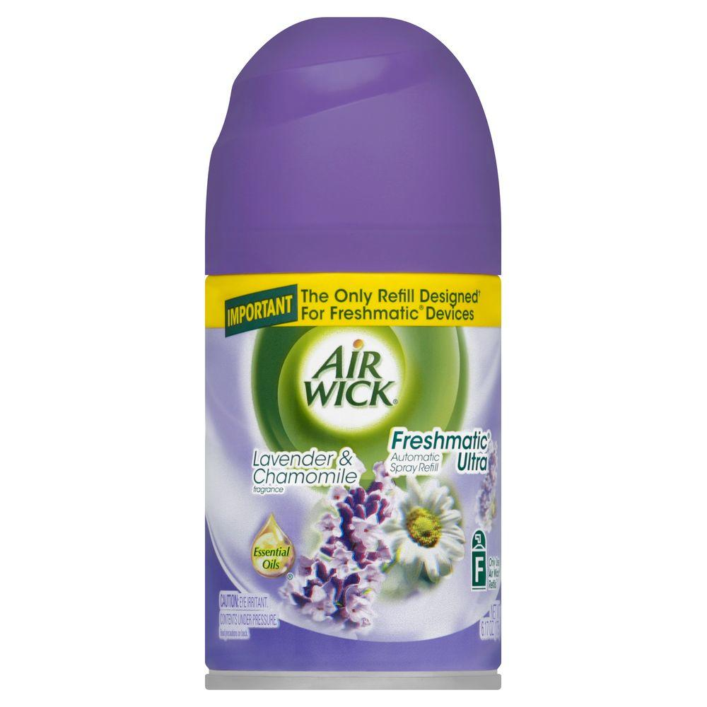 Air wick freshmatic ultra oz lavender and chamomile for What is the best air freshener for your home