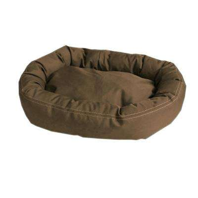 Brutus Tuff Comfy Cup Medium Olive Bed