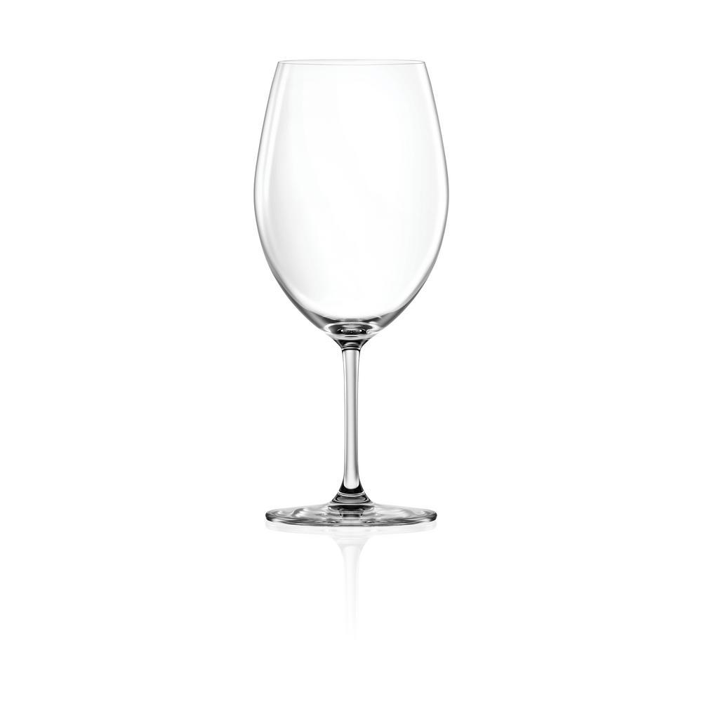 Bangkok Bliss 8-Piece 25.2 oz. Bordeaux Wine Glasses