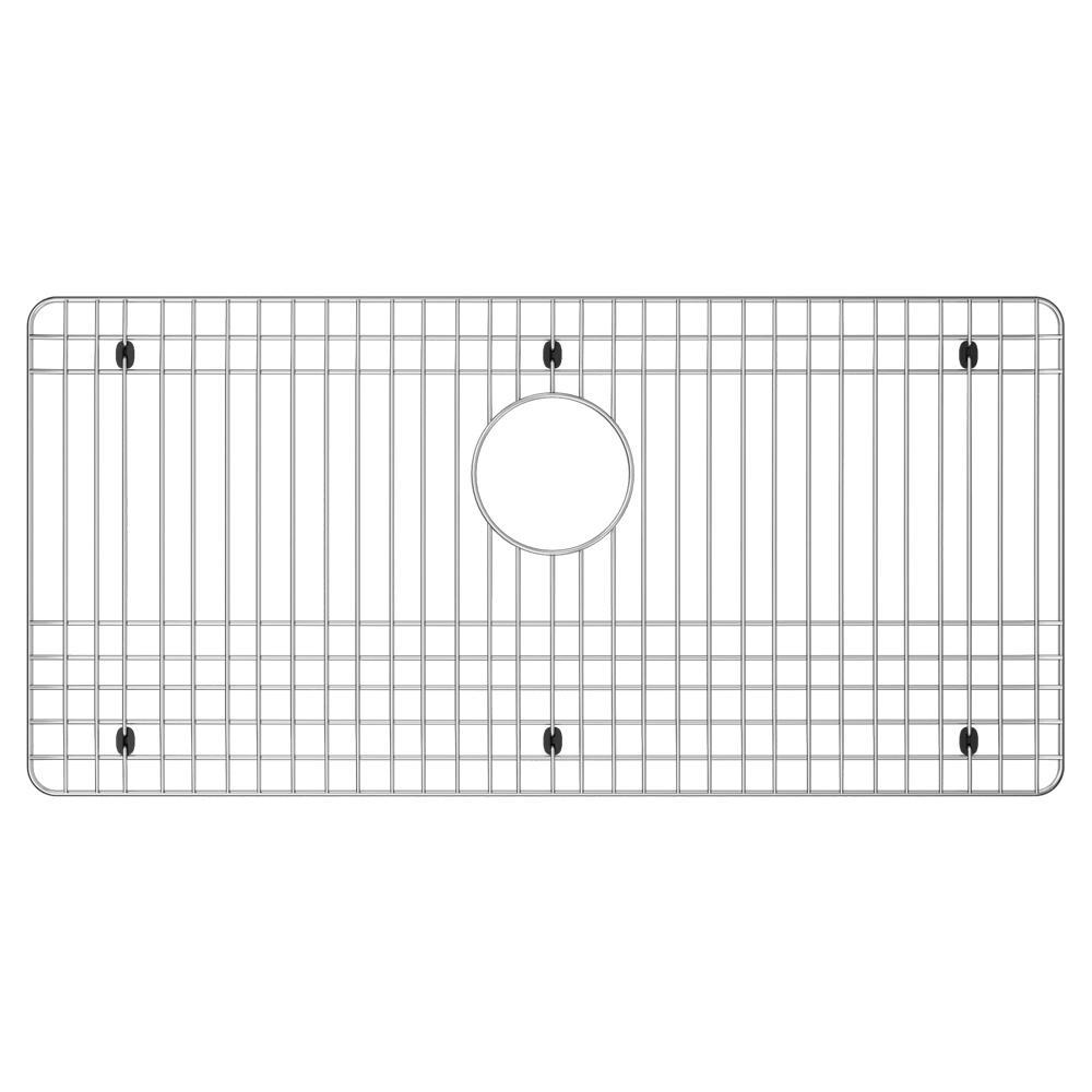 14.75 in. x 17.5 in. Sink Bottom Grid for Kohler in Stainless Steel