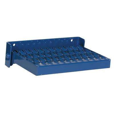 350 lbs. Steel Manual Serrated Fold-Up Step