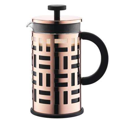 Eileen 8-Cup Copper French Press Coffee Maker