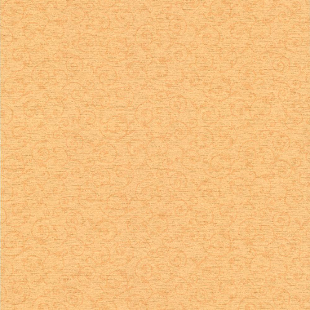Ancha Peach Scroll Texture Wallpaper-438-86494 - The Home Depot